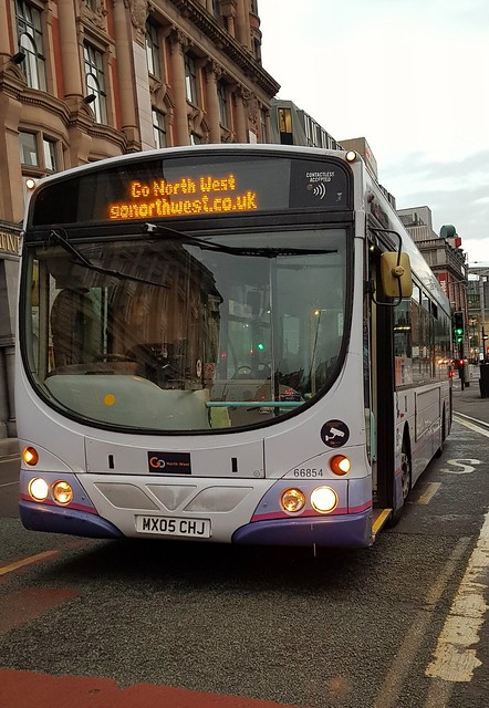 Go North West's 66854 (MX05CHJ)