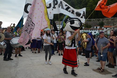 Donostiako Piraten txupinazoa