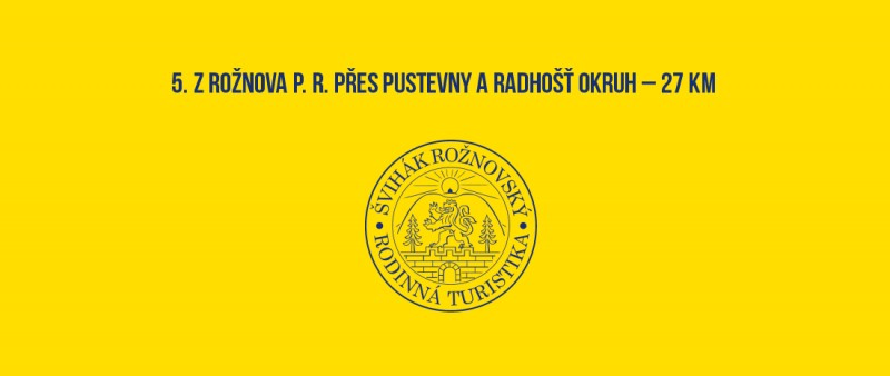 5. Z Rožnova p. R. přes Pustevny a Radhošť okruh – 27 km