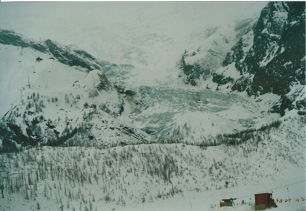Fee Glacier 1989