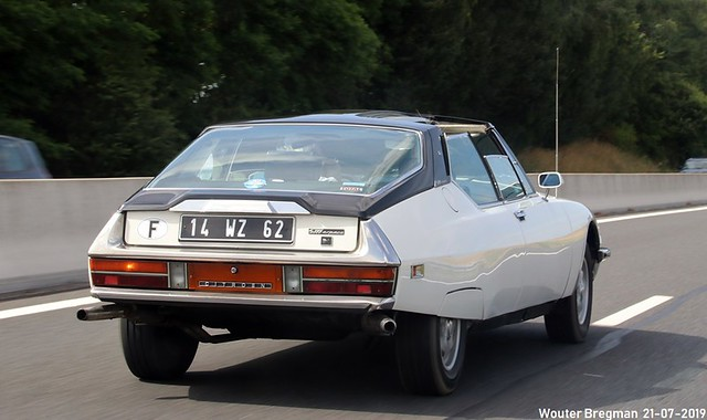 Citroën SM Espace by Heuliez (1971)