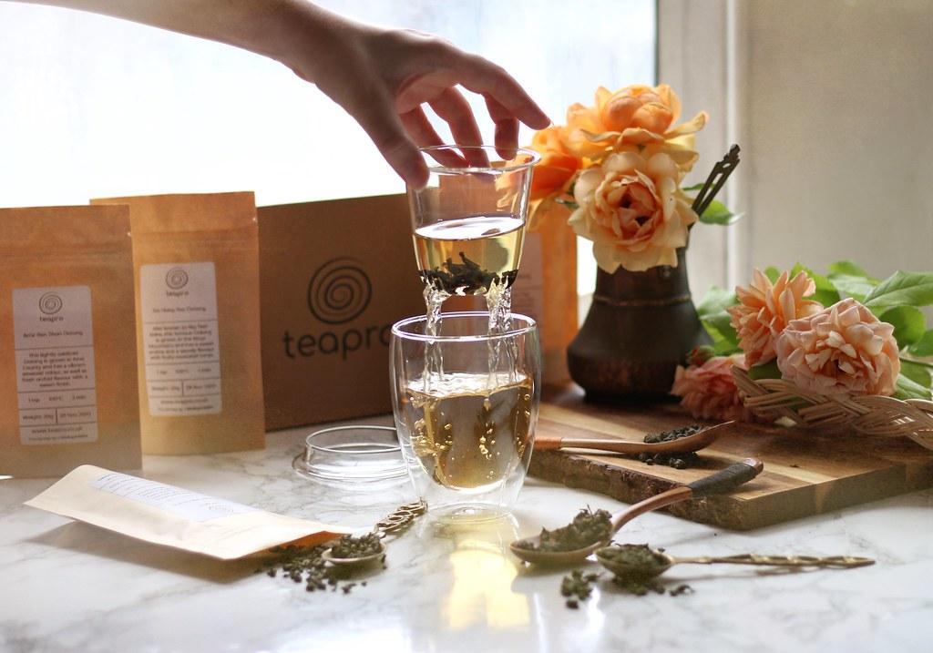oolong wulong teapro subscription box september
