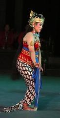 indonesia - ramayana ballet at prambanan