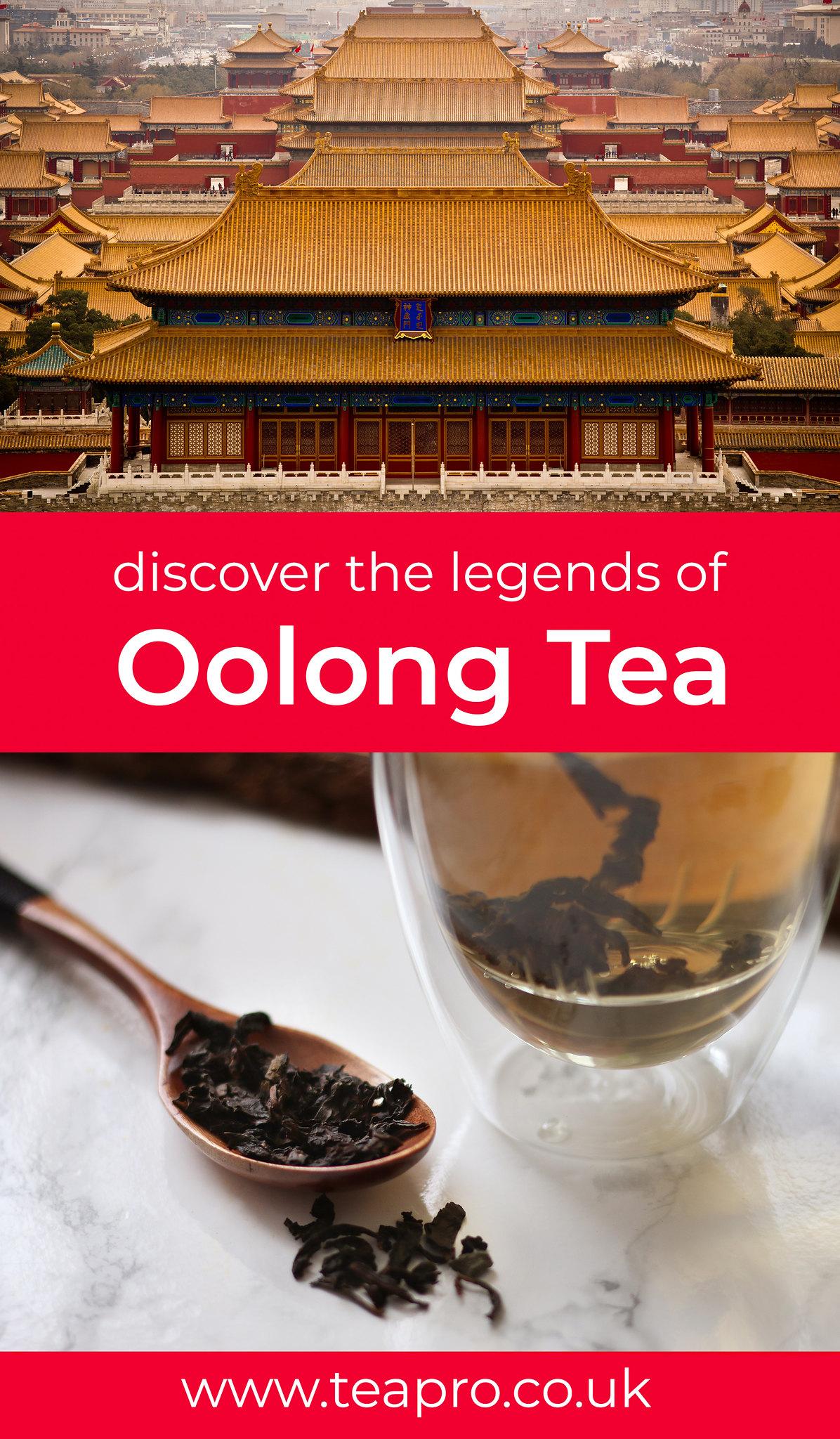 Oolong Tea - September Box subscription teapro