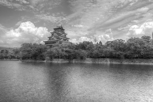 ACROS 04-06-2019 Castle of Hiroshima (5)