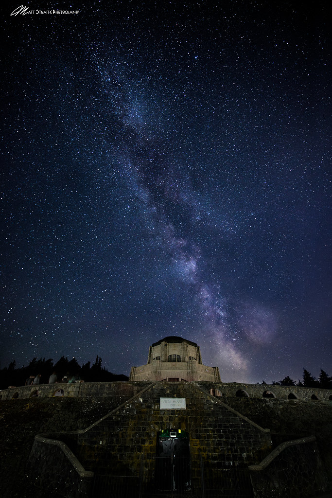 Vista view of the stars
