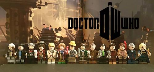 Fourteen Doctors. Upgraded