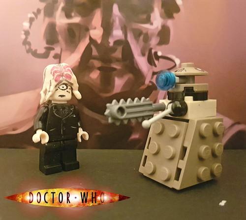 Hybrid Dalek Sec. Dr Who