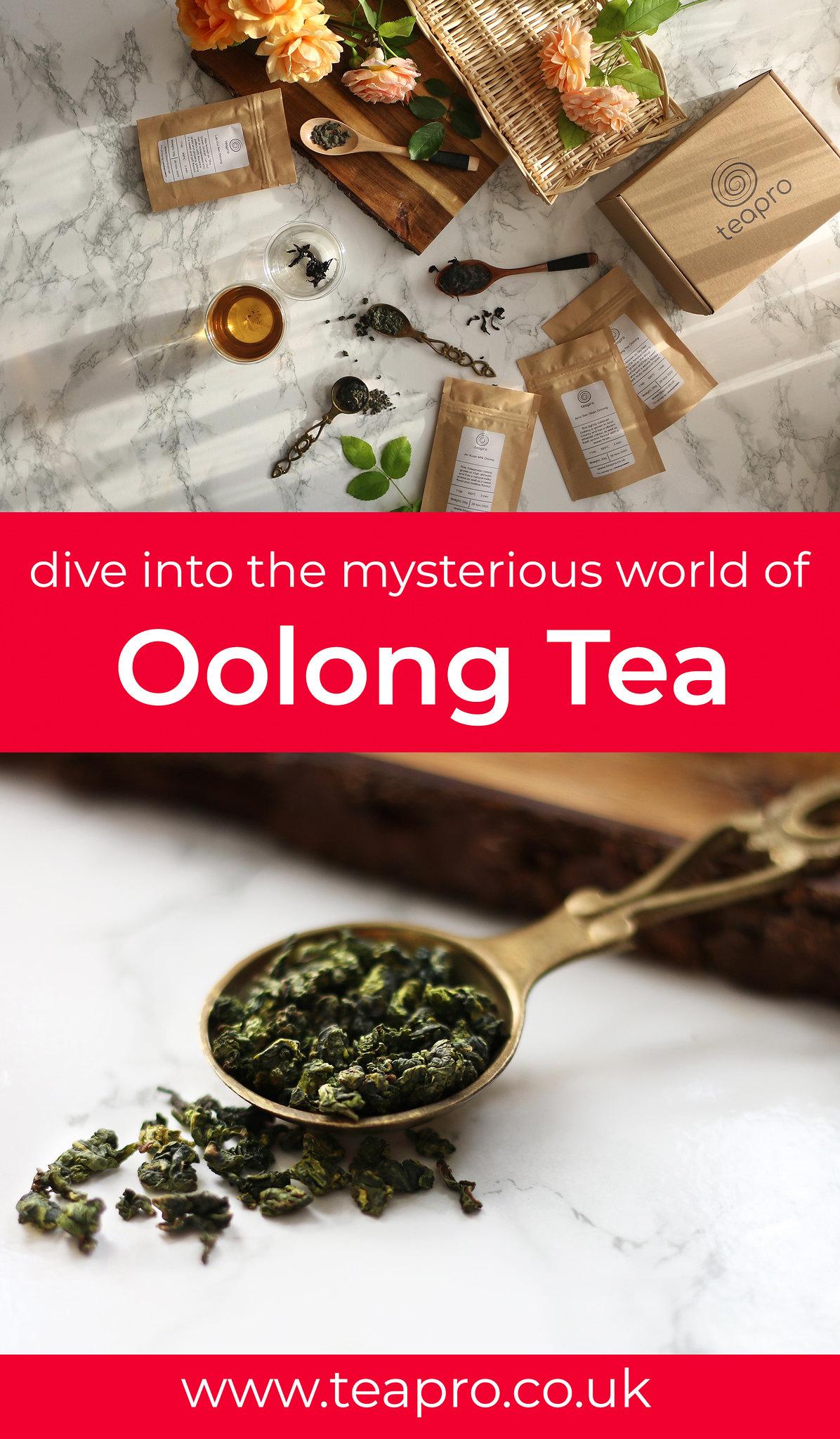 Oolong-Wulong tea subscription