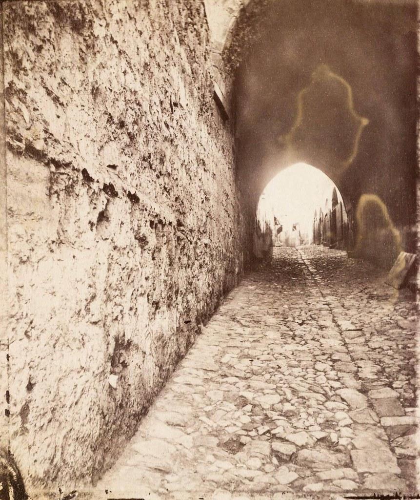 26. Иерусалим. Виа Долороза. 8-я остановка. Иисус Христос утешает дочерей Израиля