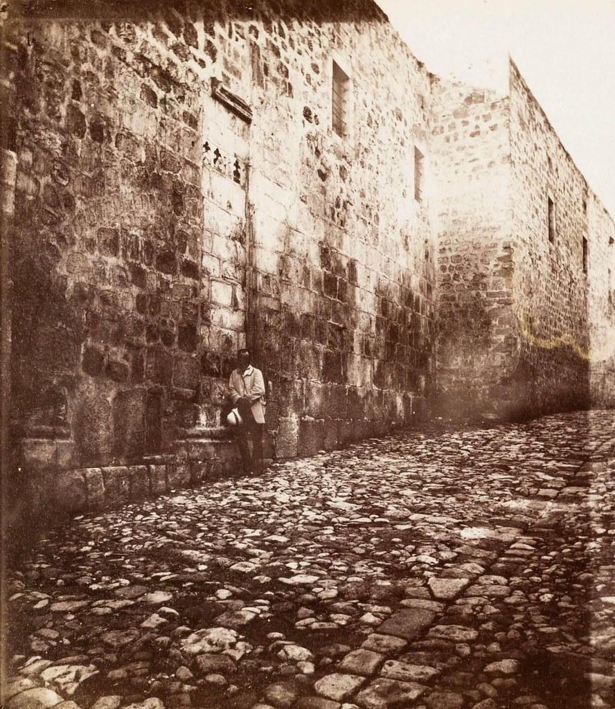 16. Иерусалим. Виа Долороза. 1-я и 2-я остановки