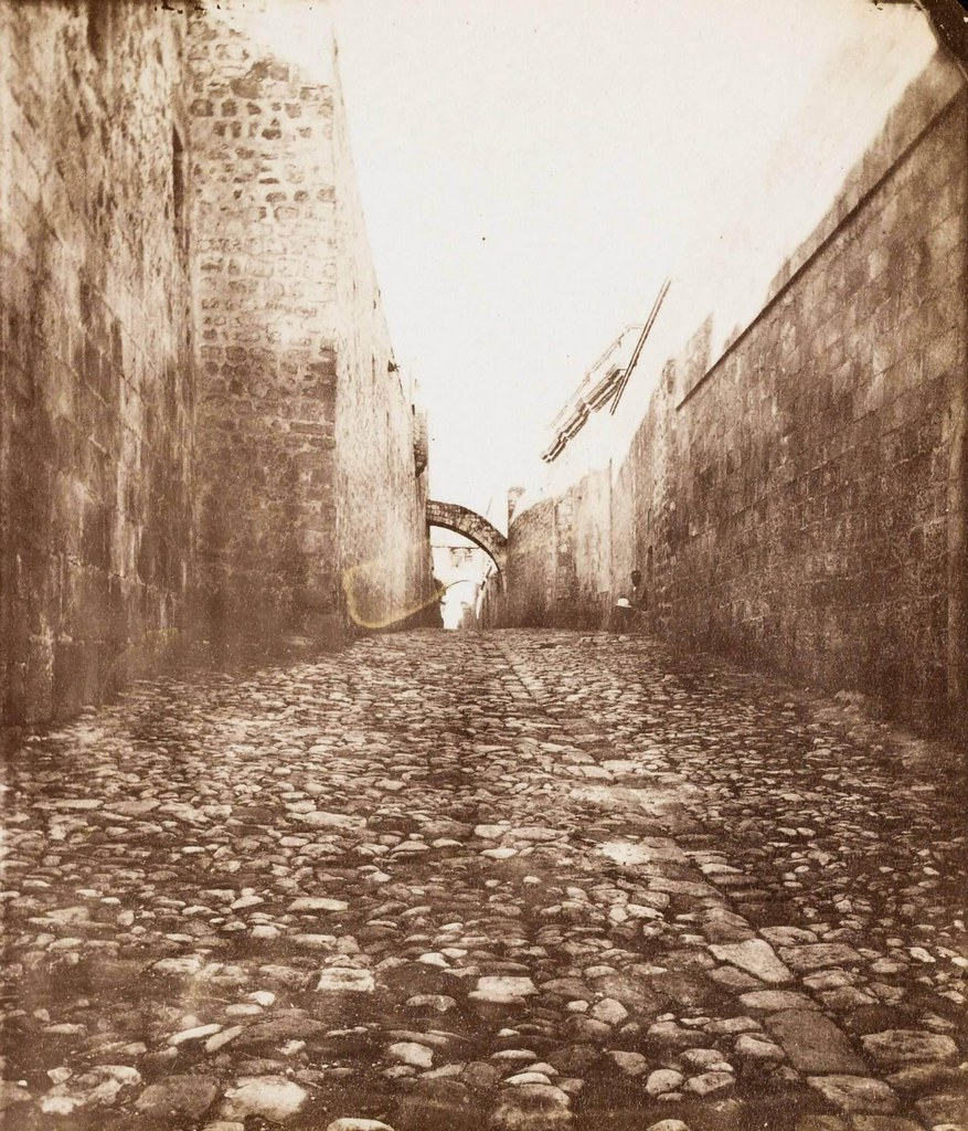 13. Иерусалим. Виа Долороза