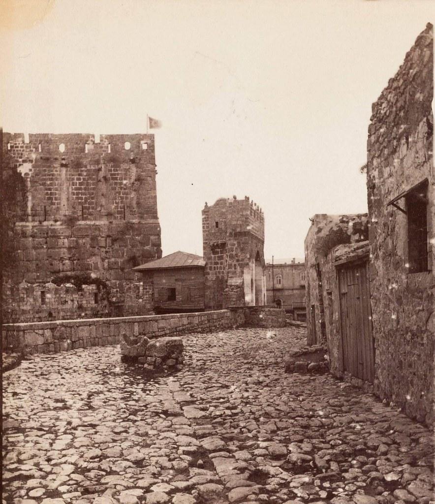 11. Иерусалим. Башня Давида