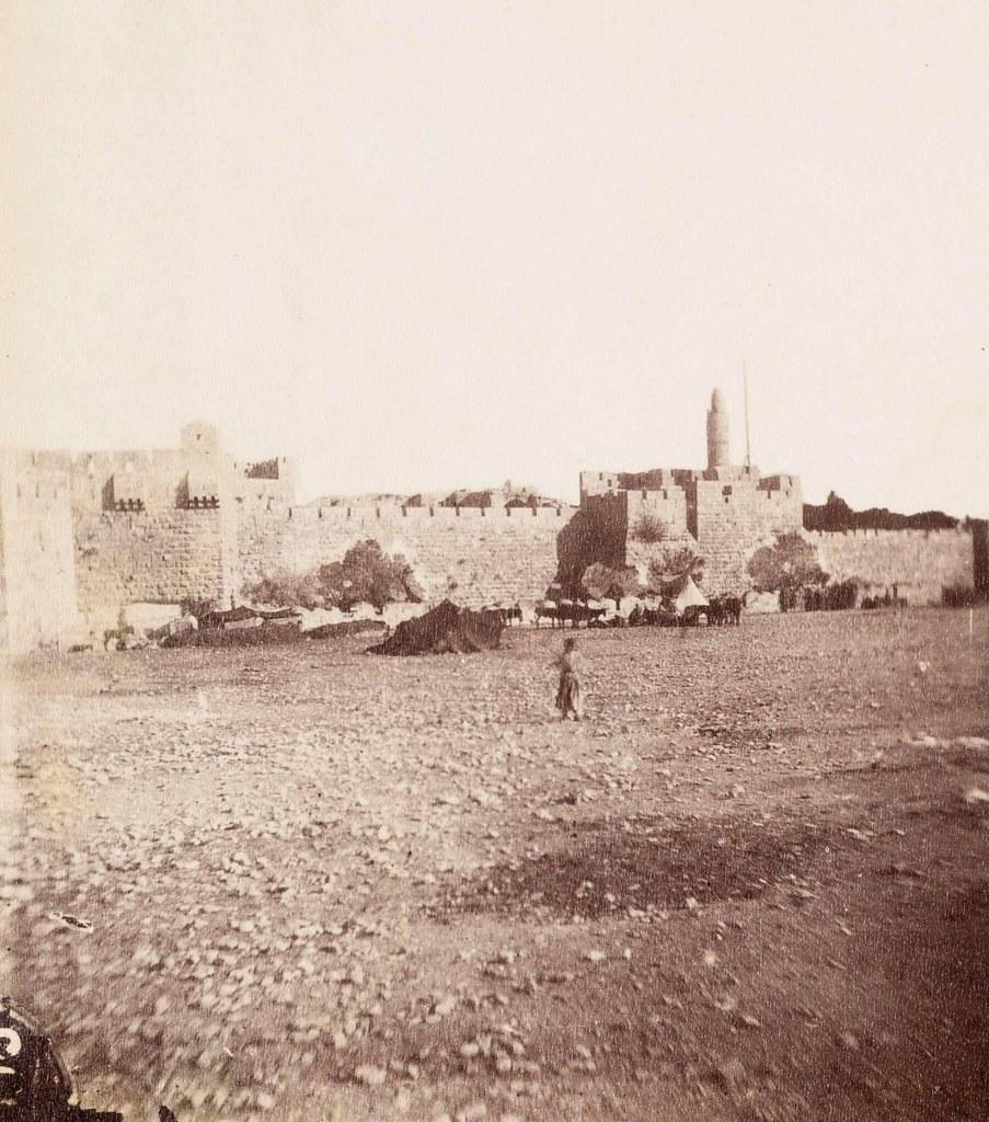 09. Иерусалим. Град Давидов
