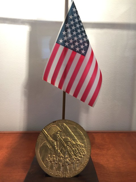 The Nisei Solder Congressional Gold Medal