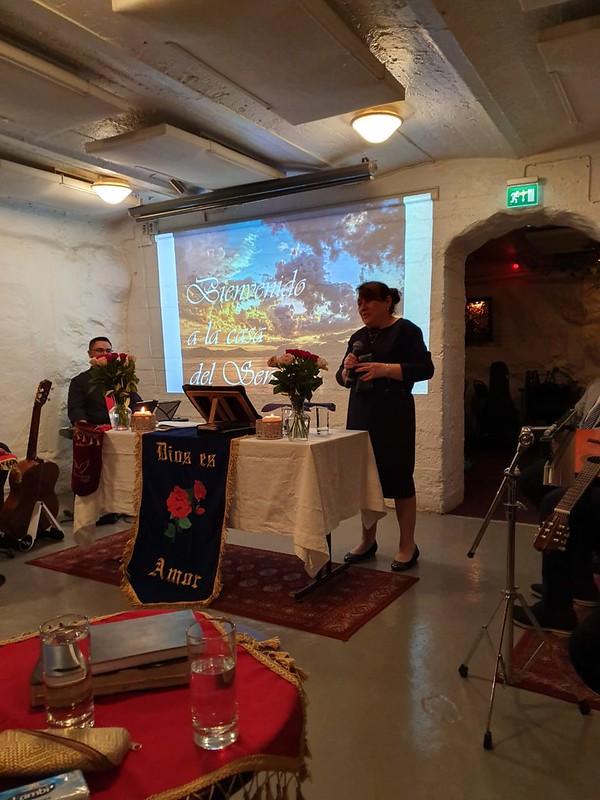 Superintendencia en Estocolmo, Suecia