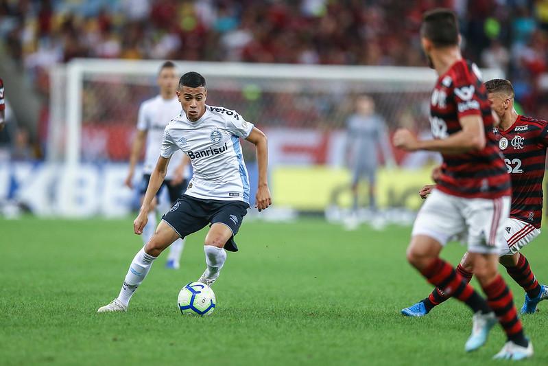 Flamengo x Grêmio - Brasileirão 2019 - 10/08/19
