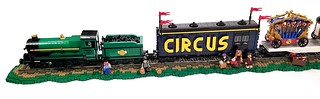 Porter Brothers Circus Train | by BenSpector42
