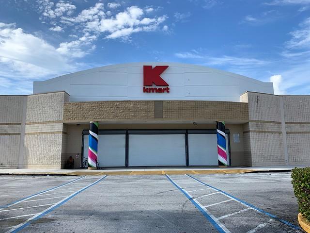Closed Kmart Miami