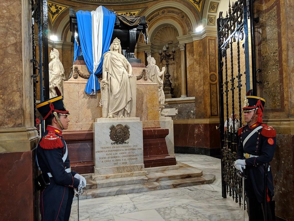 Mausoleo del General José de San Martín .7 | Jonathan | Flickr