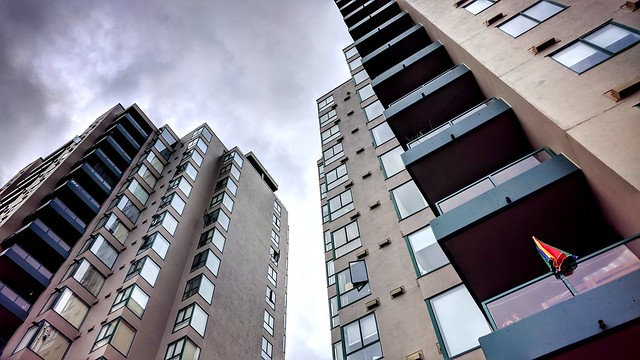 Carnarvon Place Towers