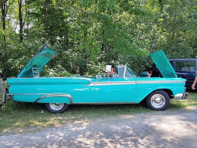 1959 Ford Galaxie Skyliner. 2019 07 27 12:51.48