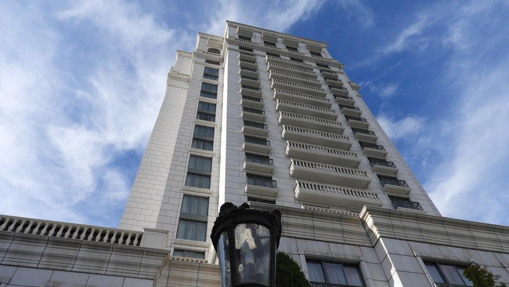 Exterior Of The Grand America Hotel Salt Lake City Utah Flickr
