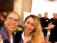 So proud to be part of the @thaipowerlifting #referee team! In addition to giving back to the sport & the joy of being able to participate in a comp even when I'm not lifting, every time I ref, I learn something new that helps me be a better lifter!