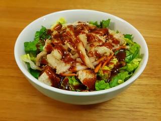 Banh Mi Panzanella Salad
