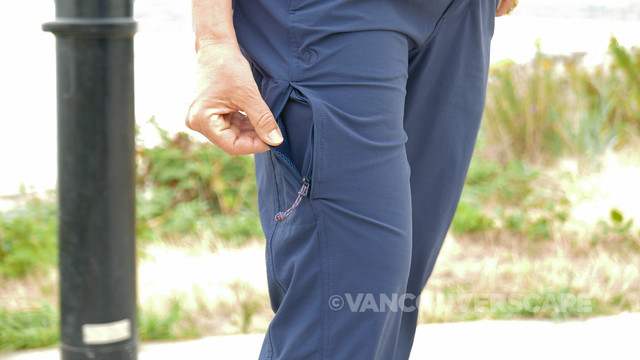 Fjallraven High Coast Trail Trousers-7