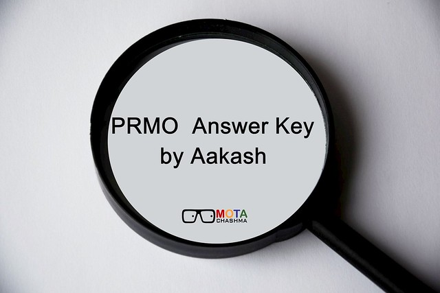 prmo answer key by aakash