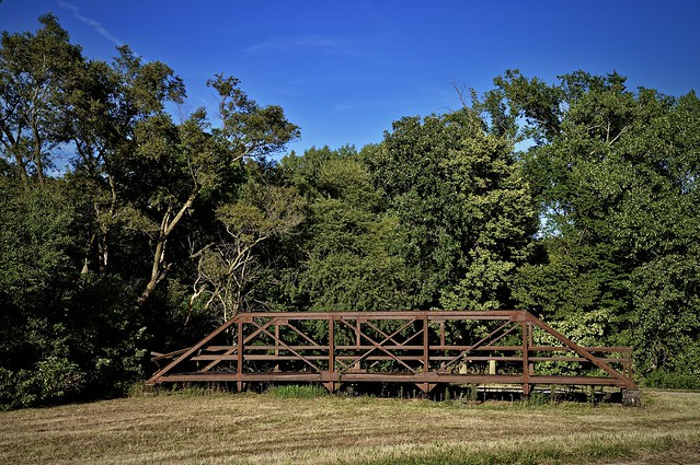 Bridge to Nowhere - Lincoln Highway - Franklin Grove  IL
