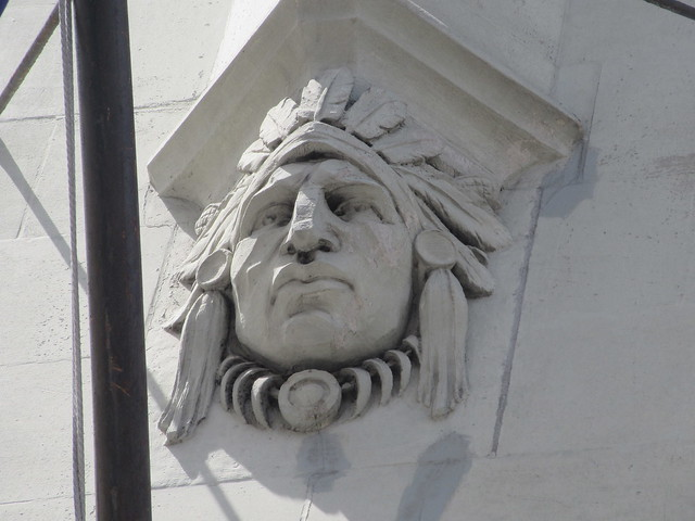 2019 Native American Portrait Woolworth Building 7138
