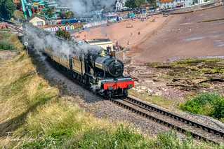 GWR 7800 Class 7820