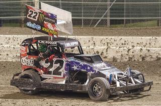 Blake 'Bliko' Williams, Meeanee Speedway, Napier, NZ - 16/3/19