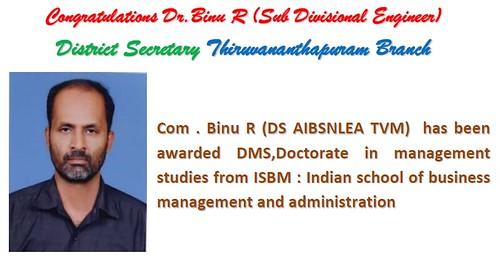 Binu Dr