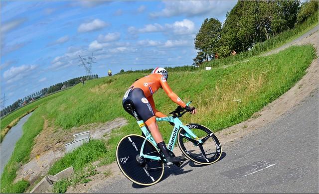Jos van Emden (Elite man Trial EK)