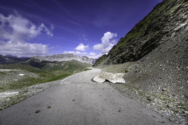 Old Road to Passo dello Stelvio - Italia