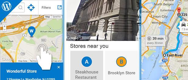 Full Responsive Store Locator using Super Store Finder for WordPress