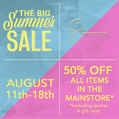 The Big Summer Sale at Salt & Pepper