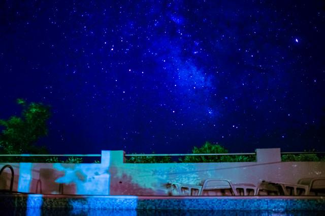 Milky Way Pool