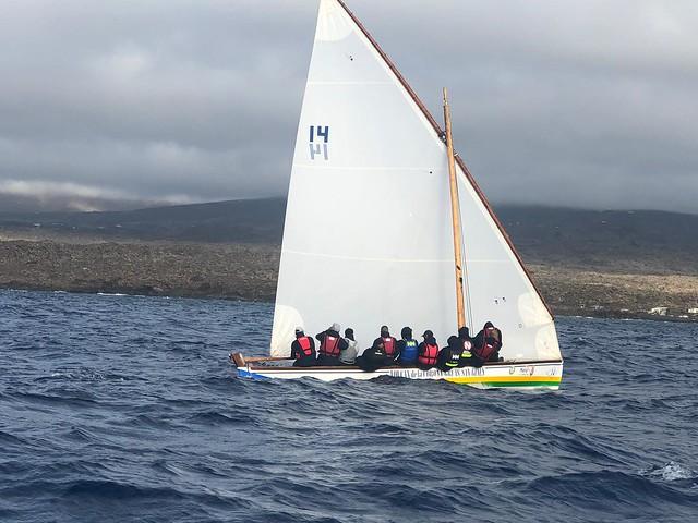 """Reto Vuelta Lanzarote  """"por un mar sin plásticos"""""""