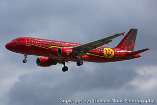 Brussels Airlines, OO-SNA : Red Devils | by Thomas Naas Photography