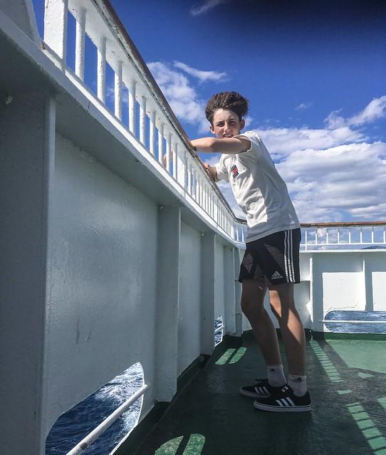 Viz Split Ferry