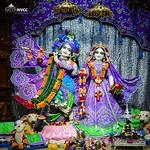 ISKCON Pune NVCC Deity Darshan 11 Aug 2019