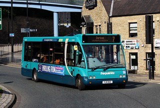 Arriva North East: 2864 / YJ11 OHZ