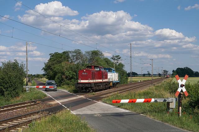 202 327 CLR - Cargo Logistik Rail-Service GmbH | Güterglück | Juli 2019
