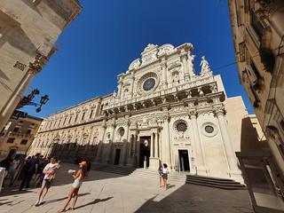 Lecce/ Basilica S.Croce, stile Barocco