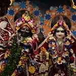 ISKCON Ujjain Deity Darshan 11 Aug 2019