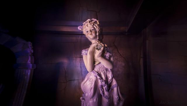 Princesse de Conte de Fées en Porcelaine
